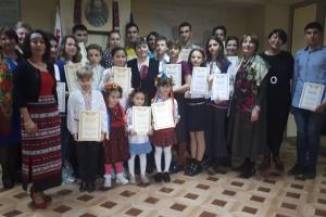 У Тбілісі утретє пройшов конкурс читців української поезії