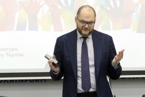 Бородянський пропонує журналістам разом працювати над законопроєктами, які регулюють ЗМІ