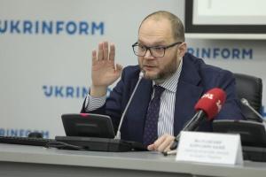 Бородянский: Законопроект о противодействии дезинформации хотим внести в ВР в декабре