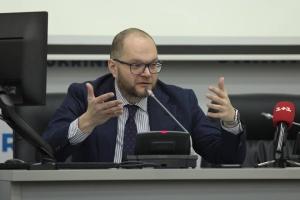 Бородянський розповів про реформування системи фінансування та управління спортом