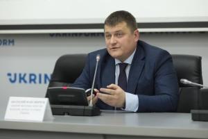 """Проєкт """"Про медіа"""" буде обговорюватися та коригуватися — Максимчук"""