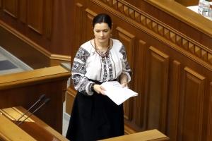 """Скалецька обіцяє особисто проконтролювати добудову двох блоків """"Охматдиту"""""""