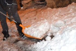 Блэкаут во Франции: снегопад оставил без света 300 тысяч домов