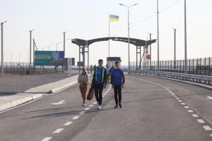 """КПВВ """"Каланчак"""" и """"Чонгар"""" на админгранице с Крымом открыли после ремонта"""