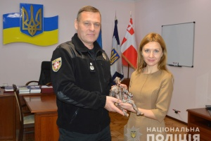 В Луцке нашли похищенную статуэтку кликуна - одного из символов города
