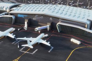 На будівництво аеропорту в Дніпропетровській області заклали мільярд