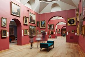 В Лондоне пытались украсть картины Рембрандта