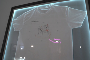 Презентовали коллекцию футболок, посвященную Олимпиаде-2020