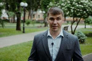 Депутат Поляков балотується у мери Чернігова