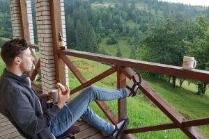 Українець з Австралії перебрався до Львова й учителює в рамках волонтерської програми