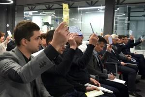 """""""Евросолидарность"""" заявила, что идет на местные выборы в декабре"""