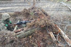 Житомирські десантники пройшли перевірку за стандартами НАТО