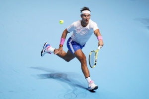 Надаль обіграв Циципаса на Підсумковому турнірі ATP
