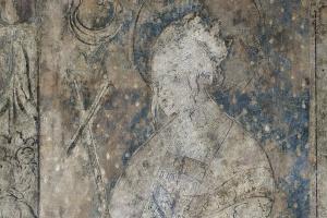 На воротах венского собора обнаружили рисунок — предполагают, что это Дюрер