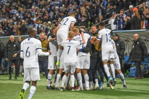Финляндия впервые в истории пробилась на футбольное Евро