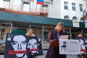 Американський ПЕН-клуб провів акцію на підтримку Асєєва