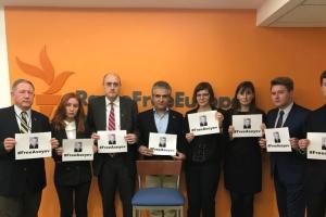 У Києві - акція на підтримку Асєєва