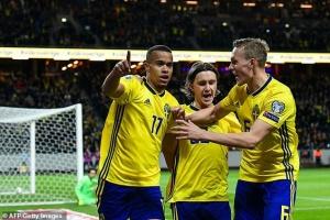 Швеция вышла на футбольное Евро-2020