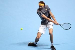 Зверєв став останнім півфіналістом Підсумкового турніру ATP