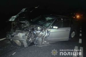 У ДТП під Вінницею загинула одна людина, ще троє постраждали