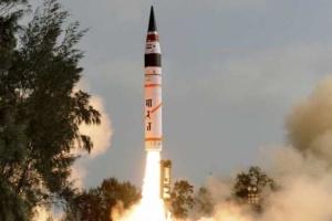 Индия испытала ракету Agni-II, способную нести ядерный боезаряд