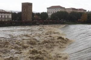 Венецию ожидает новый подъем уровня воды - объявили самый высокий уровень опасности