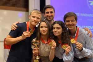 Українці перемогли у Глобальному конкурсі інновацій в Сінгапурі