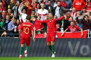 Португалія вийшла на футбольне Євро-2020