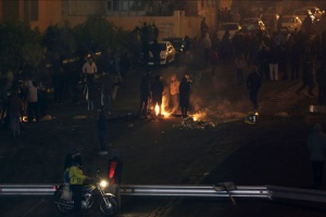 В Ірані під час акцій протесту вбили поліцейського