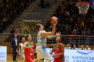 Украина обыграла Португалию в отборе на женский Евробаскет-2021