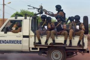 В Буркина-Фасо силовики уничтожили 32 террористов