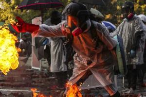 Протести в Гонконзі: США нагадали Пекіну про Китайсько-Британську декларацію