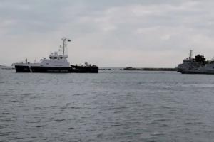 Moskau: Russland gibt der Ukraine Kriegsschiffe zurück