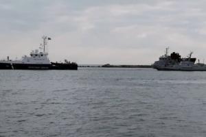 MAPA: Entrega de barcos incautados: remolcadores ucranianos llegan a la zona de espera