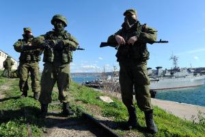 Как крымское маскируют под российское