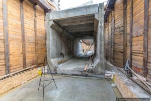 Для метро на Виноградар збудували перший тунель