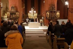 У Франкфурті відбулася міжконфесійна молитва за жертвами Голодомору