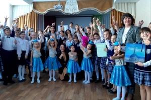 Посольство в Казахстані привітало з 25-річчям школу-гімназію №47, де вивчається українська мова
