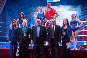 Боксеры Запорожья выиграли Кубок Украины-2019