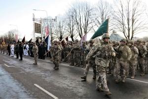 В Латвии празднуют 101-ю годовщину обретения независимости