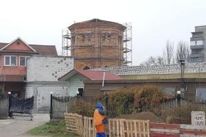 """В Запорожье проведут """"апгрейд"""" 115-летней водонапорной башни"""