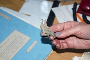 Черниговские археологи нашли манок периода Гетманщины