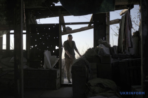 Russian-led forces violate ceasefire in Donbas six times. Three Ukrainian soldiers injured