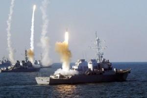 Знищення субмарини та ракетні стрільби: Росія влаштувала навчання в Чорному морі