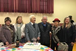 Українець з Квебеку відсвяткував 107-річчя