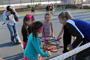 Свитолина планирует сделать теннис доступным для детей из всех уголков Украины