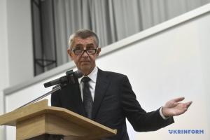 Прем'єр Чехії заявив про «замерзання» відносин із Росією
