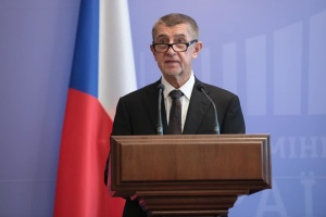 Czech Republic condemns Russian aggression in Donbas and annexation of Crimea – PM Babiš