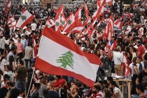 В Бейруте полиция разогнала протестующих слезоточивым газом и водометами