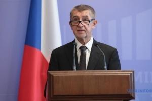 Babis: Tschechien verurteilt russische Aggression im Donbass